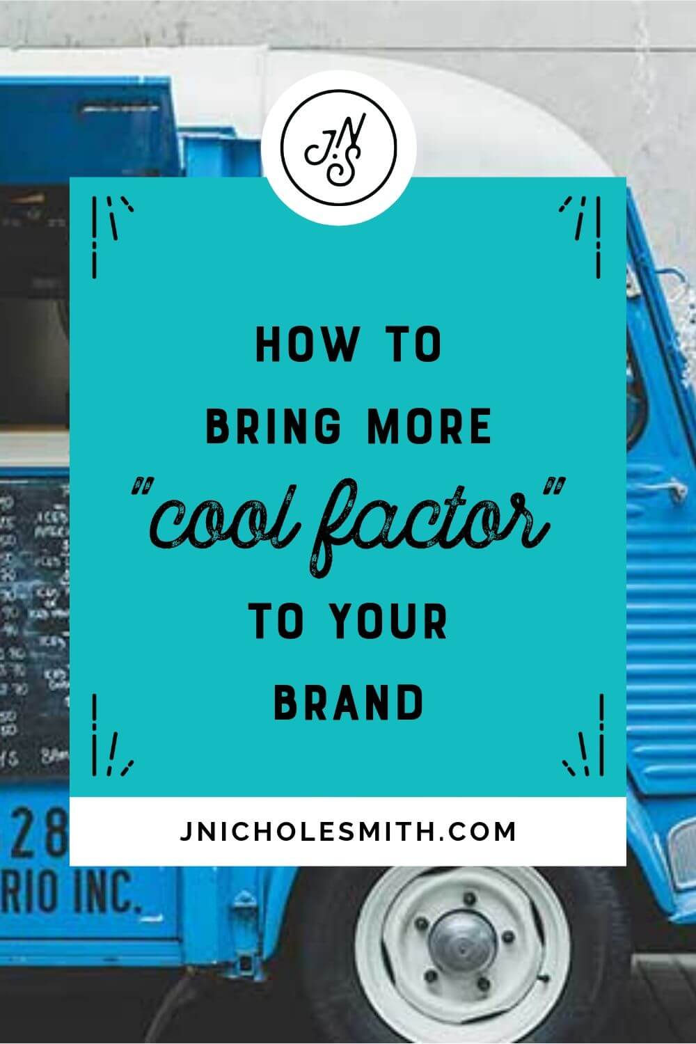 What makes brands cool pin image