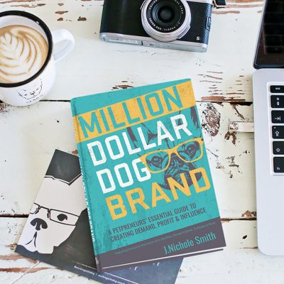Million dollar dog brand