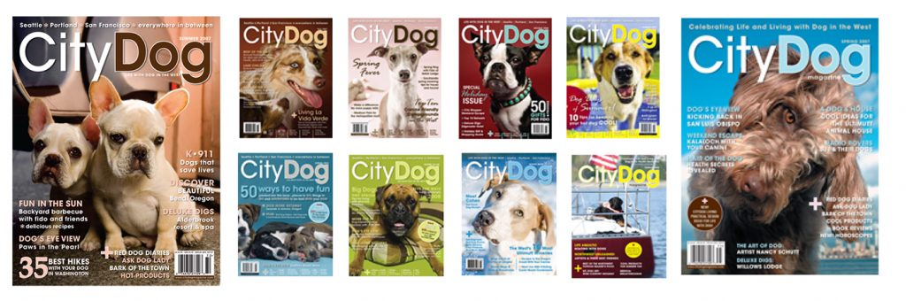 citydog magazine cover photos by j.nichole smith