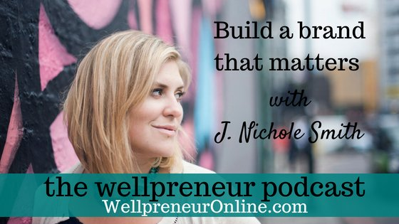 Build a Brand That Matters with J.Nichole Smith