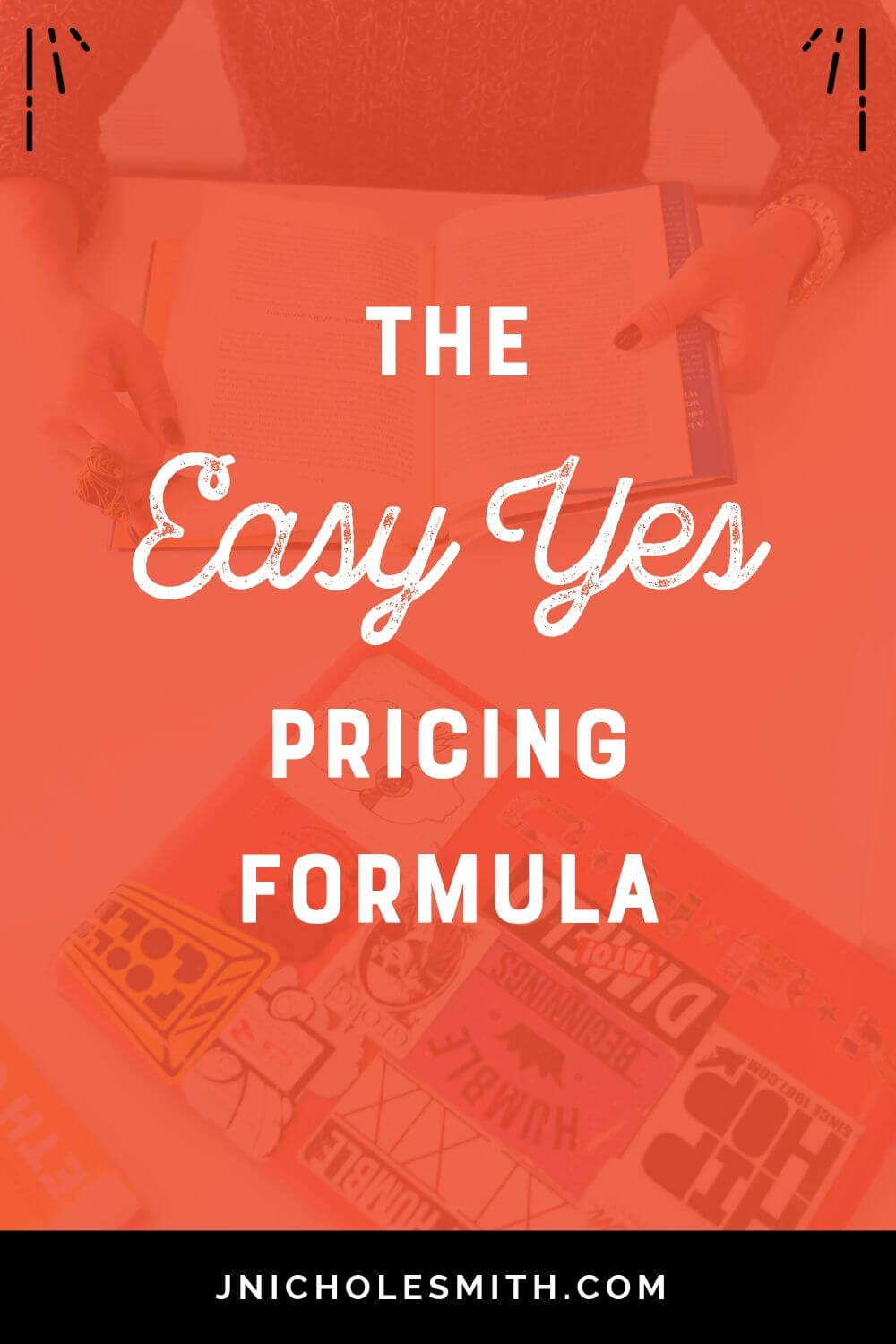Easy yes pin image