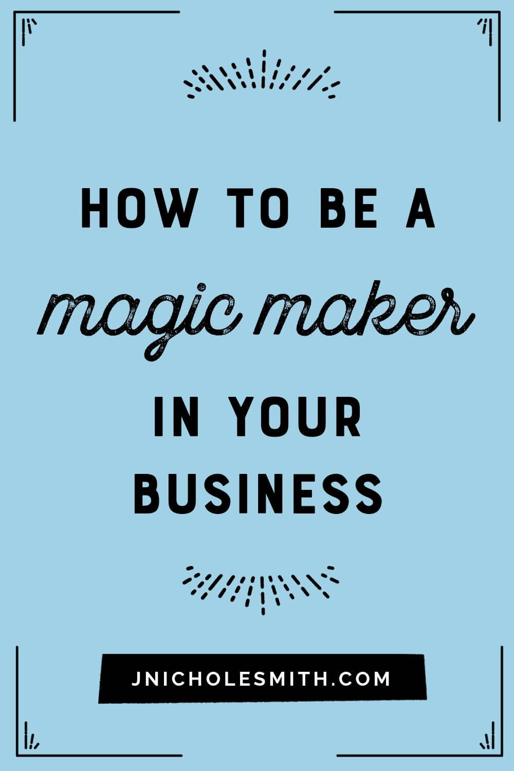 What is a magic maker pin image 2