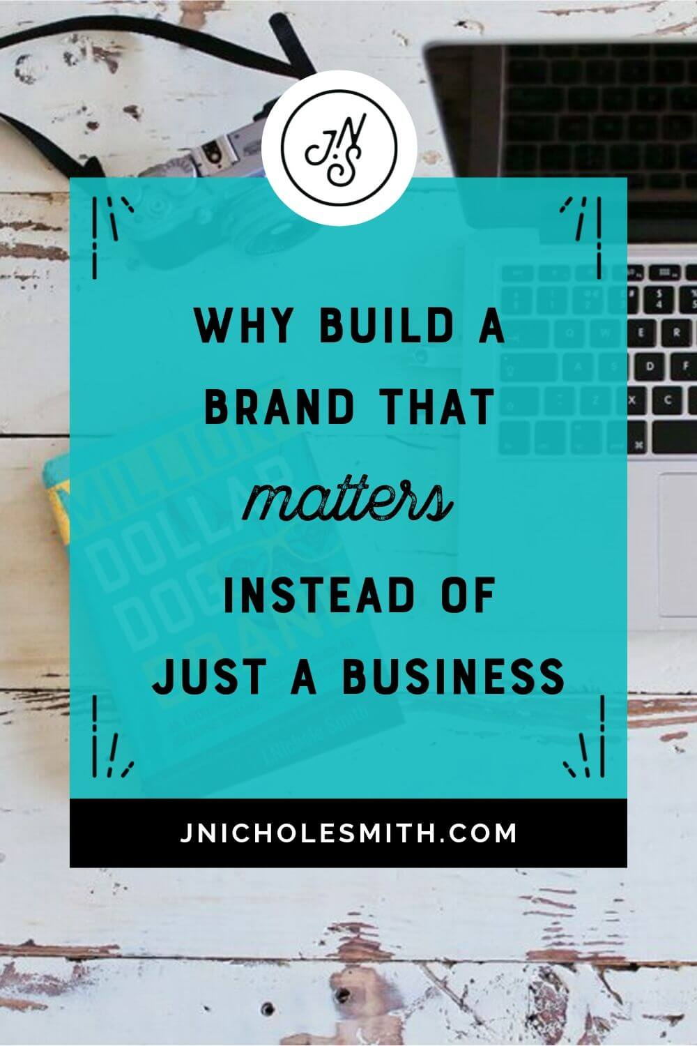 Building Brand over business pin image
