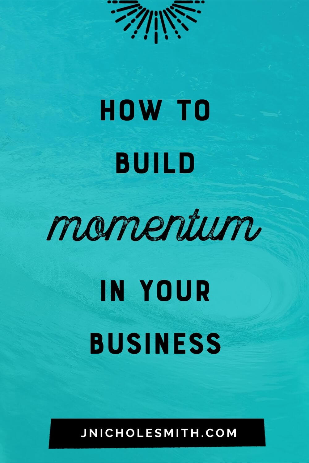 Building Momentum pin image