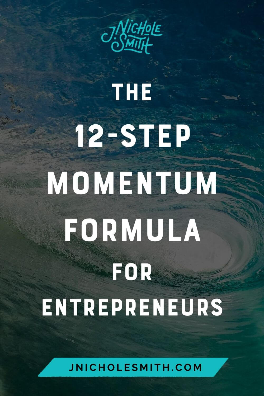Building Momentum pin image